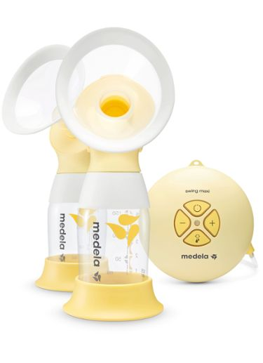 Medela PersonalFit breast shield with Swing pump