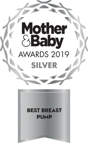 Mother & Baby Award Silver - Best Breast Pump