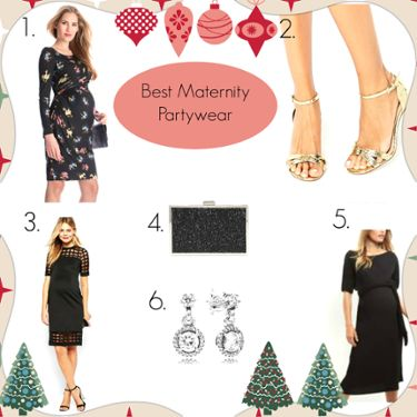 Maternity Clothes for the Festive Season