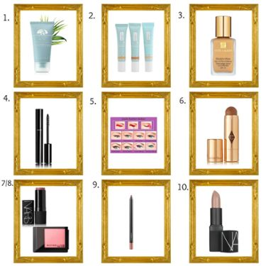 Make up shopping guide for busy mums