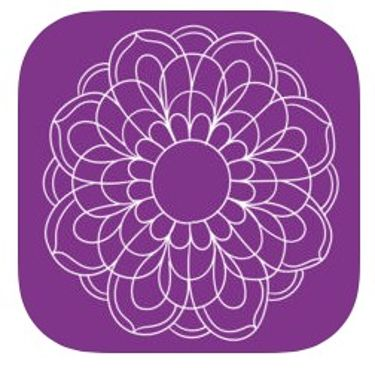 App Icon For Yoga Mamas