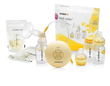 swing-breast-pump-with-accessories