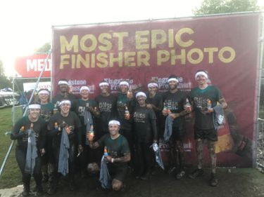 Tough Mudder Charity Challenge
