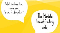September's Breastfeeding Café 2015