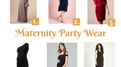 Maternity Christmas Fashion