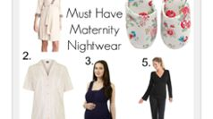 maternity nightware