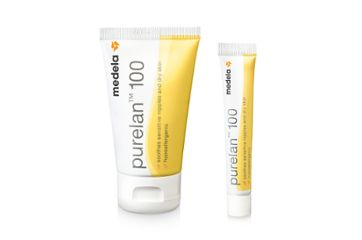 Medela PureLan 7g and 37g for breast care