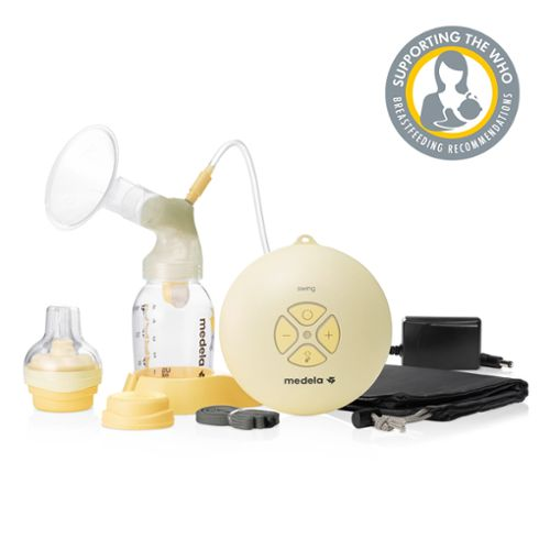 Swing Buy Single Electric Breast Pump With Calma Medela
